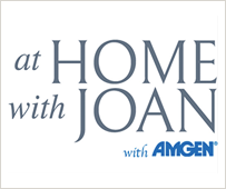 At home with joan